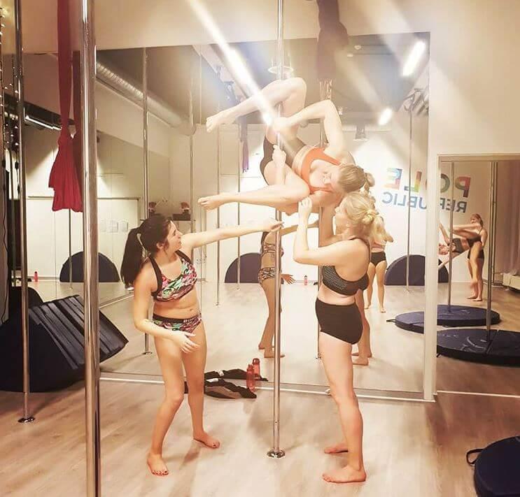 Vi ❤ pole dance!